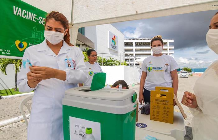 (Foto Janaina Pepeu / Secretaria de Saúde de Caruaru)