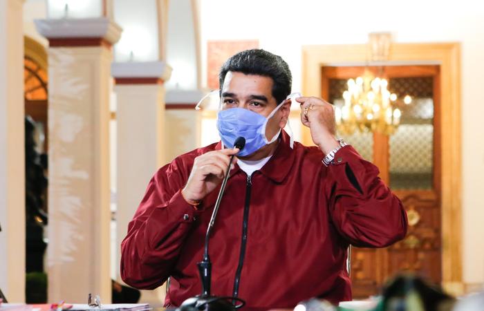 (Foto: Venezuelan Presidency/AFP)