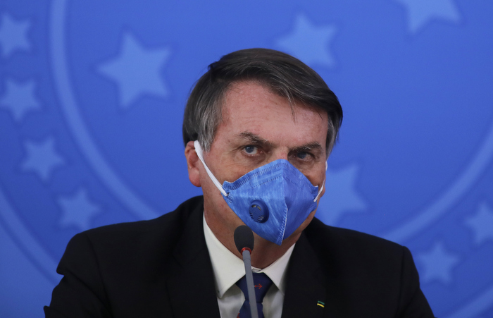 (Foto: SERGIO LIMA / AFP)