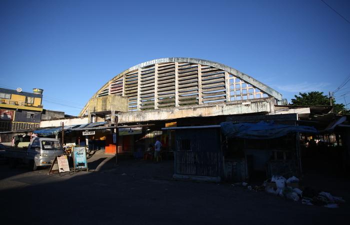 Mercado de Areias, localizado na Avenida José Rufino. (Foto: Hesíodo Goes/Esp. DP)