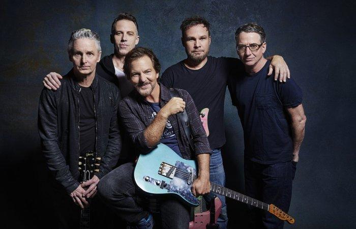 Depois de sete anos sem novo disco, Pearl Jam lança 'Gigaton ...