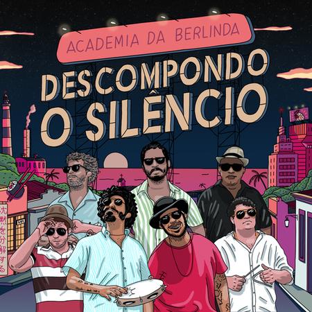 Capa de Descompondo do Silêncio. (Foto: Coala.Lab/Divulgação)