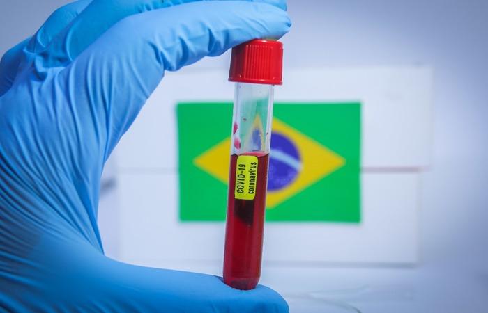A pesquisa utilizou amostras coletadas de pacientes atendidos pela UFRJ (Foto: CADU ROLIM/FOTOARENA/ESTADÃO CONTEÚDO)