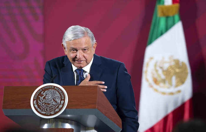 (Mexican Presidency / AFP)