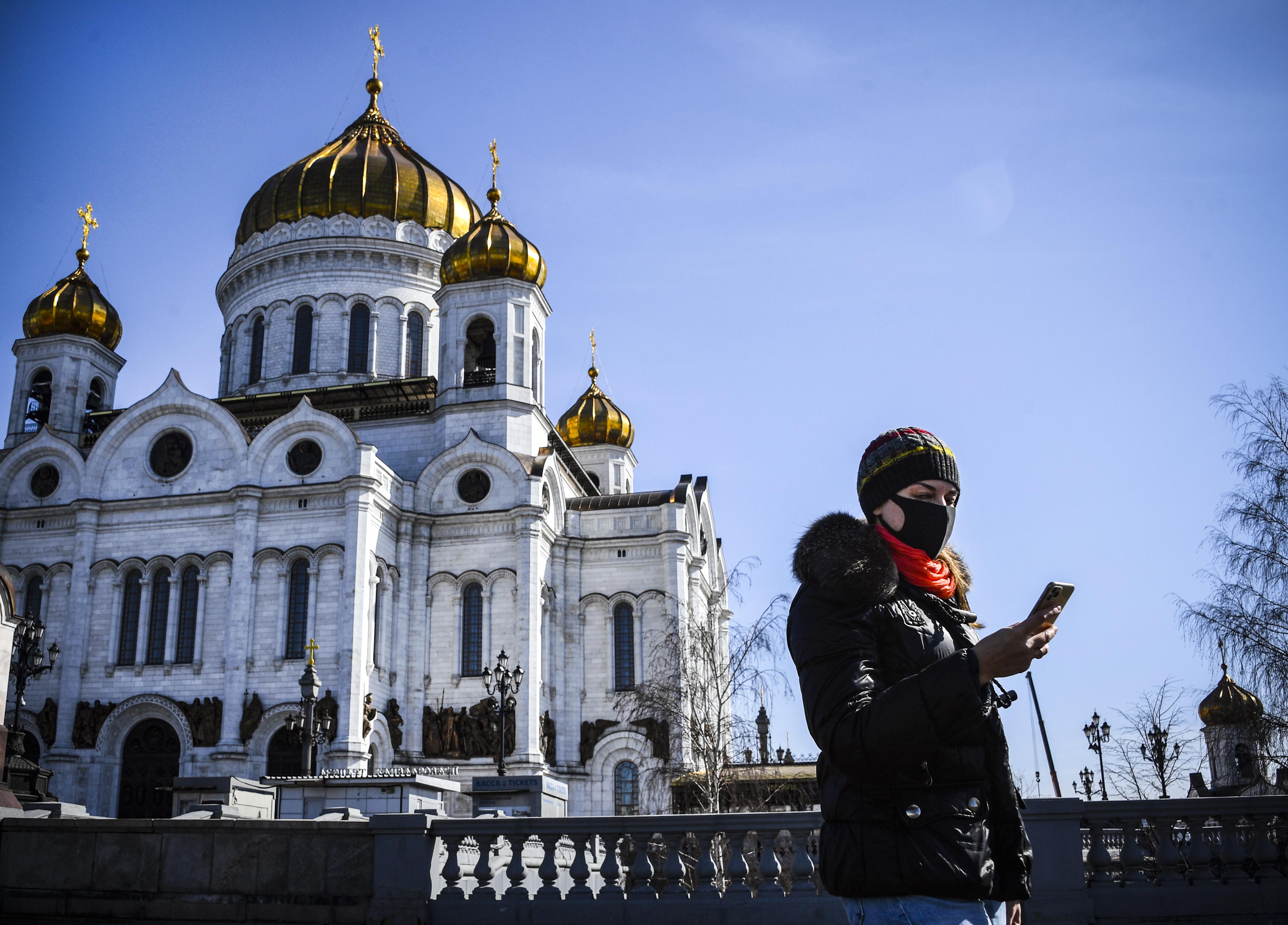 (Foto: ALEXANDER NEMENOV / AFP)