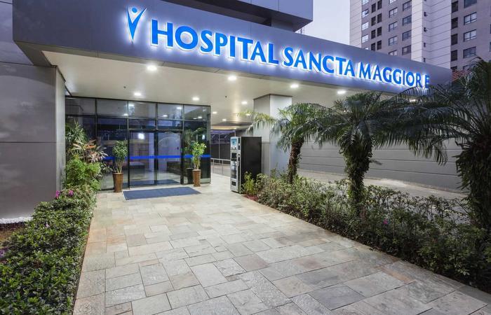 (Foto: Hospital Sancta Maggiore / reprodução)