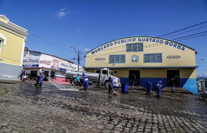 Gravatá cancelou distribuição de 18 toneladas de peixe durante o feriado religioso (Foto: Divulgação / Prefeitura de Gravatá)