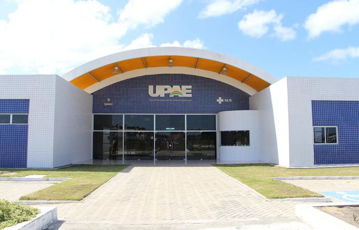 Unidade será instalada na Upae e contará com 100 leitos. (Foto: Bruno Silveira/Divulgação)