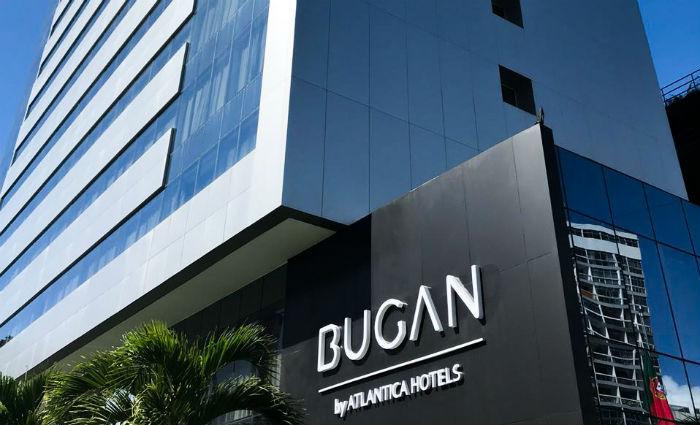 Bugan Hotel Recife by Atlântica aderiu à ação.  (Foto: Divulgação)