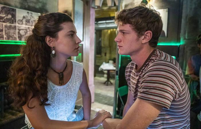 Os protagonistas Alanis Guillen (Rita) e Pedro Novaes (Filipe) vão narrar o desfecho das histórias. (Foto: Tv Globo/Divulgação)