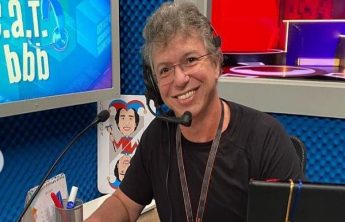 O diretor Boninho (Foto: Rede Globo/Divulgação)