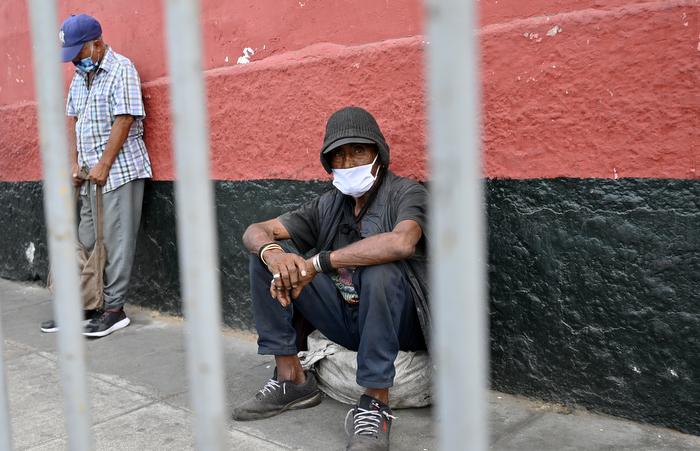 (Foto: CRIS BOURONCLE / AFP)