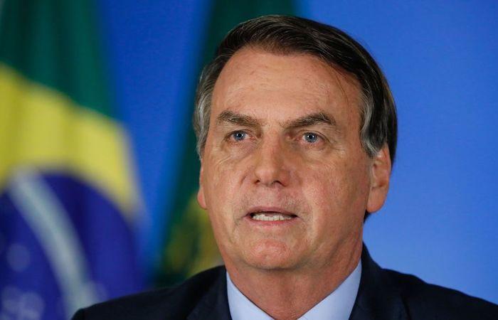 O texto foi sancionado pelo presidente Jair Bolsonaro com três vetos (Foto: Isac Nóbrega/PR)