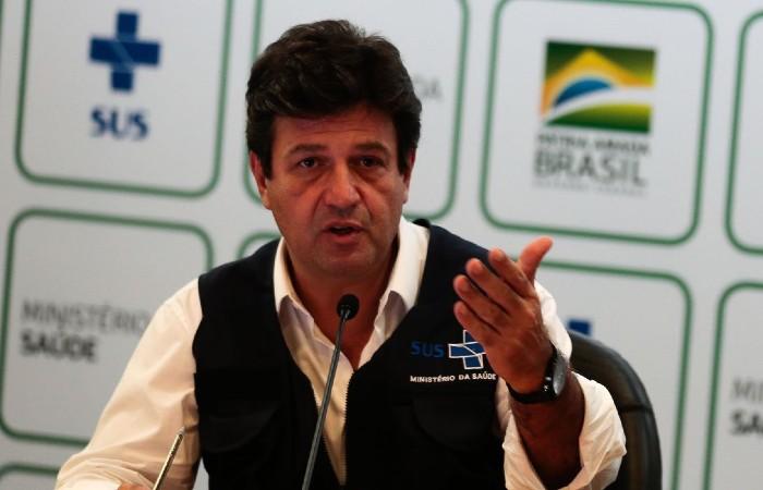 Luiz Henrique Mandetta (Foto: Marcello Casal Jr / ABr)