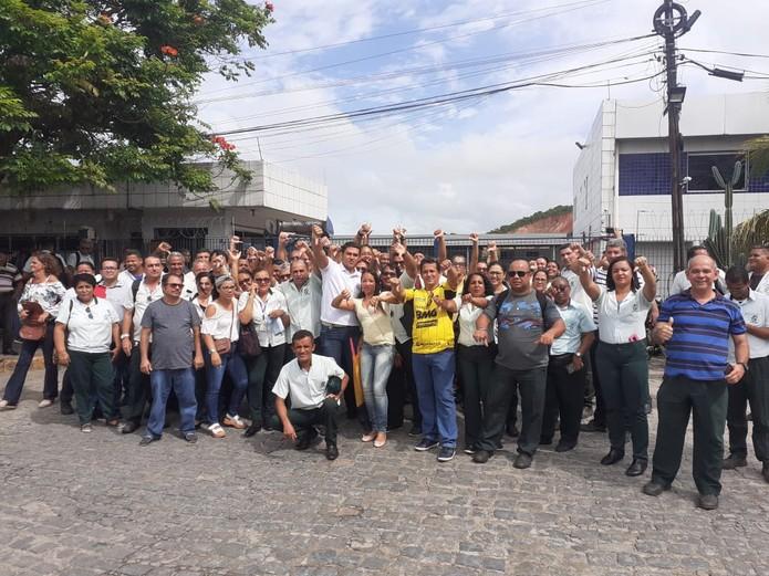 (Foto: Divulgação Sindicato dos Rodoviários de Pernambuco)