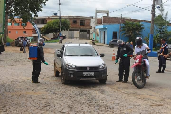 (Foto: Divulgação Prefeitura de Machados)
