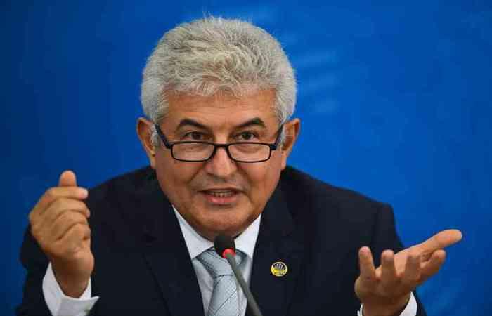 Ministro de Ciência, Tecnologia, Inovações e Comunicações, Marcos Pontes (Foto: Marcello Casal Jr/Agência brasil)