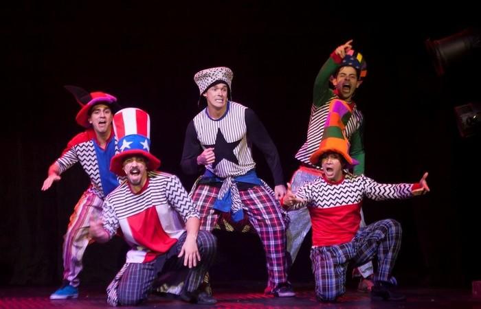 Entre as obras do acervo está um musical sobre os Mamonas Assassinas. (Foto: Divulgação)