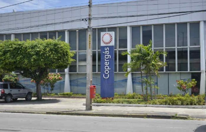 Copergás (Foto: Cristiane Silva/Esp.DP )