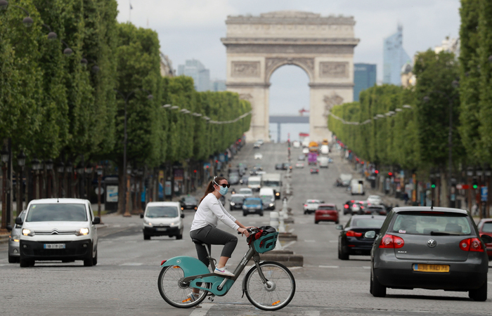 (Foto: Ludovic MARIN / AFP)
