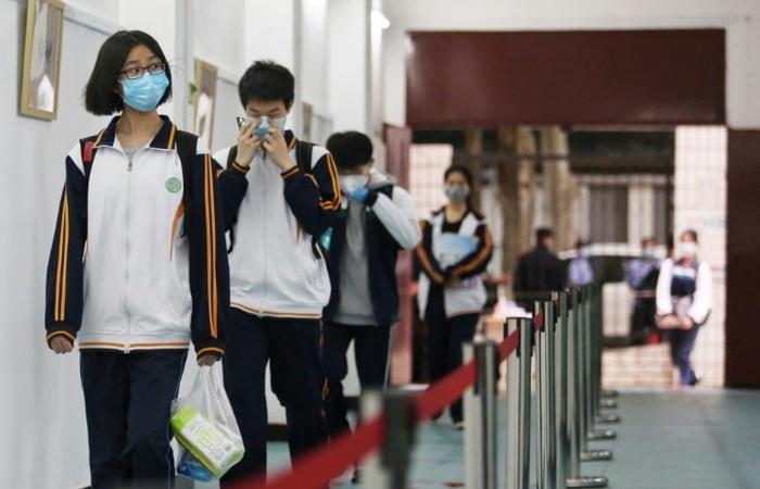 As declarações deste sábado acontecem no momento em que o governo dos Estados Unidos acusa a China de ter ocultado informações. (Foto: AFP)