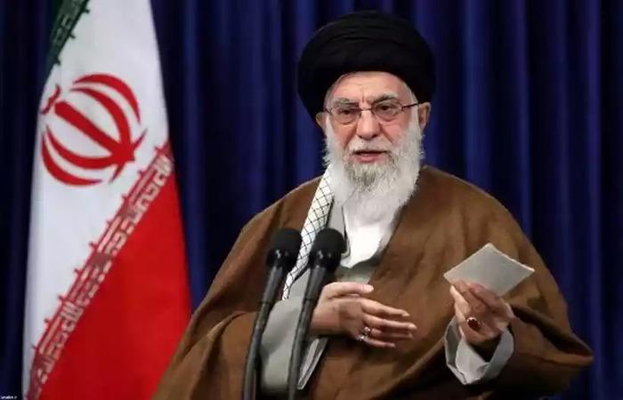Líder supremo do Irã, aiatolá Ali Khamenei (Foto: HO / KHAMENEI.IR / AFP)