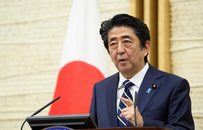 (Foto: Akio KON / POOL / AFP)