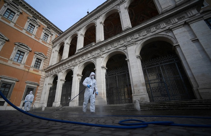 (Foto: Filippo MONTEFORTE / AFP)