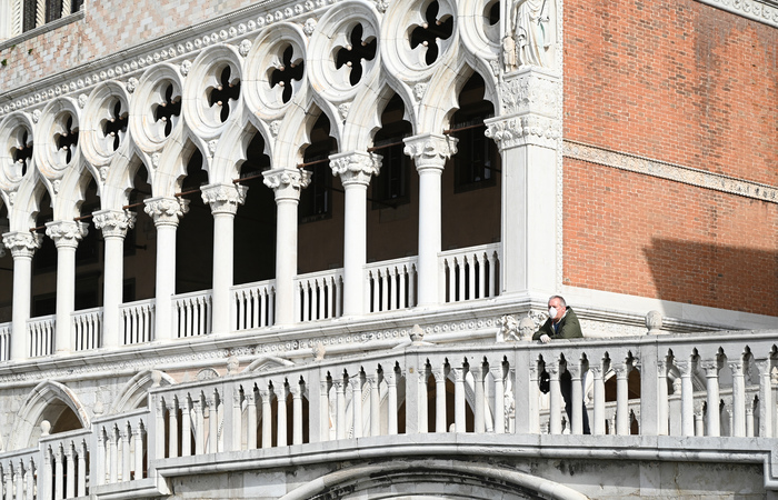(Foto: Vincenzo PINTO / AFP)
