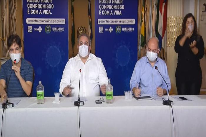 (Foto: YouTube Governo de Pernambuco/Reprodução)