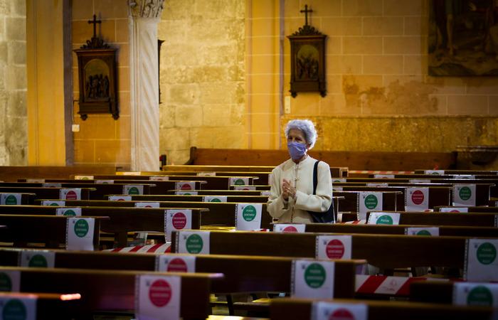 (Foto: Jaime Reina/AFP)