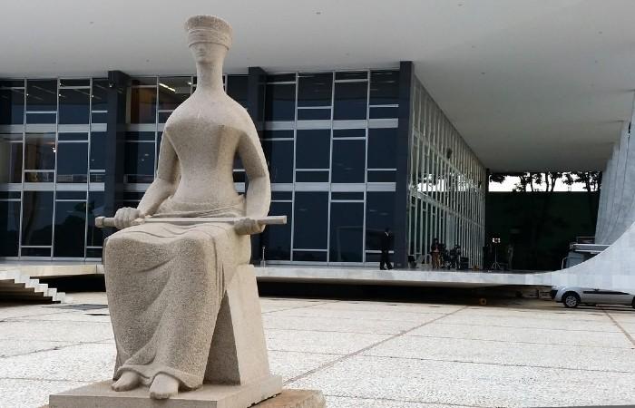 STF julgou MP que restringe punições a agentes públicos durante pandemia (Foto: Valter Campanato / Agência Brasil)
