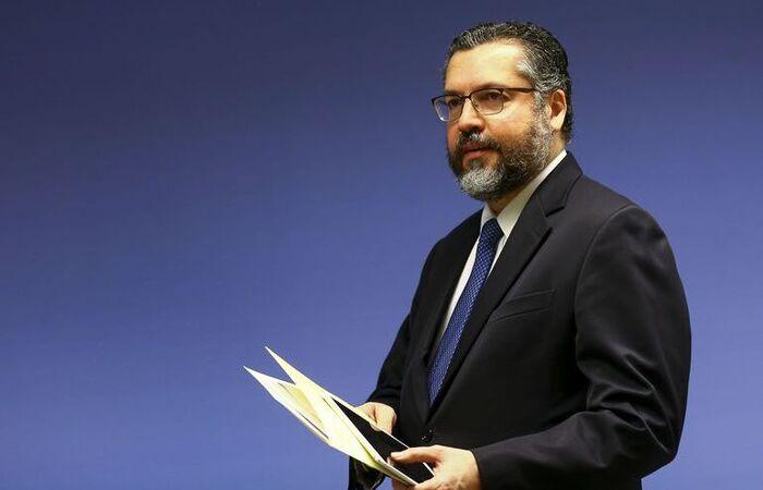 Ernesto é defensor de um alinhamento aos Estados Unidos e crítico do país asiático (Foto: Marcelo Camargo/Agência Brasil)