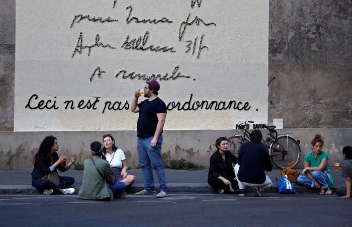 (Foto: THOMAS COEX / AFP)