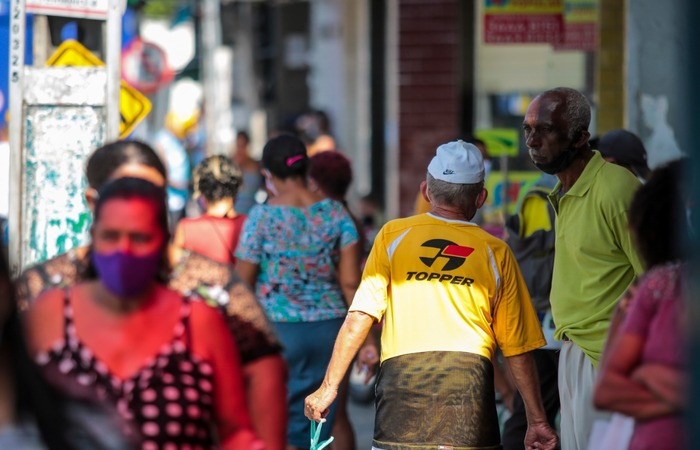 De acordo com governo do estado, plano de reabertura do comércio ainda não foi divulgado  (Foto: Diario de Pernambuco)