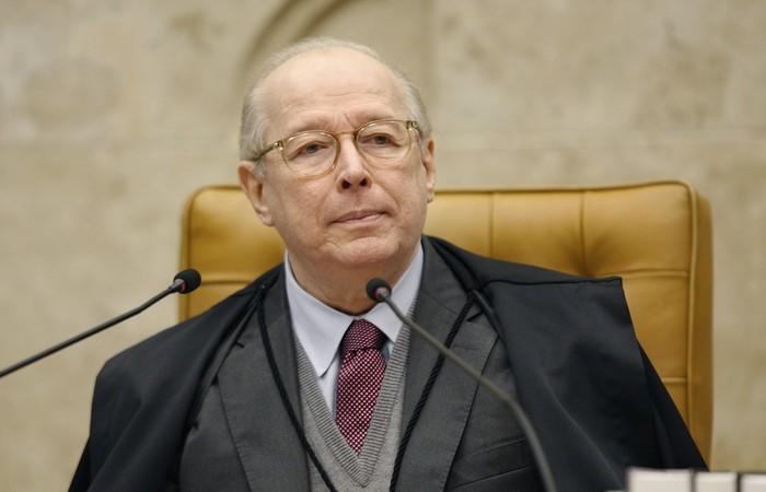 Ministro Celso de Mello, do STF (Foto: Rosinei Coutinho/SCO/STF)