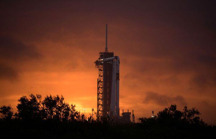 (Bill Ingalls/NASA)