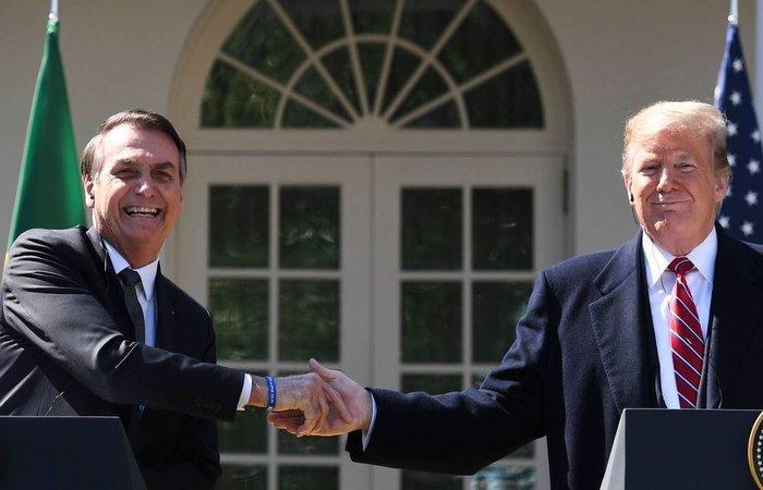 (Foto: Jim Watson/AFP)