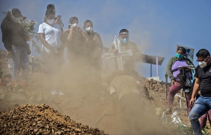 (Foto: Ernesto Benavides/AFP)