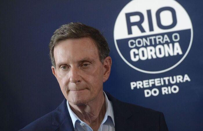 De acordo com o prefeito Marcelo Crivella, o plano de retorno tem seis fases para a volta do funcionamento (Foto: Fernando Frazão/Agência Brasil)
