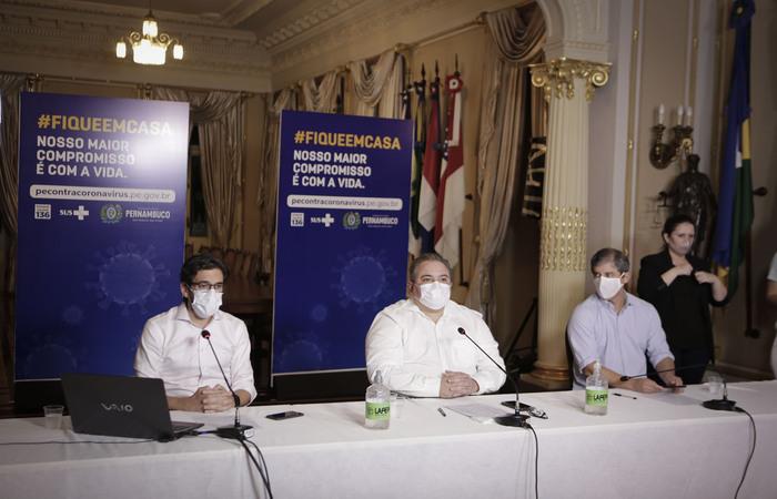 Bruno Schwambach afirmou que setores produtivos deverão seguir novos protocolos. (Foto: Heudes Regis/Divulgação)
