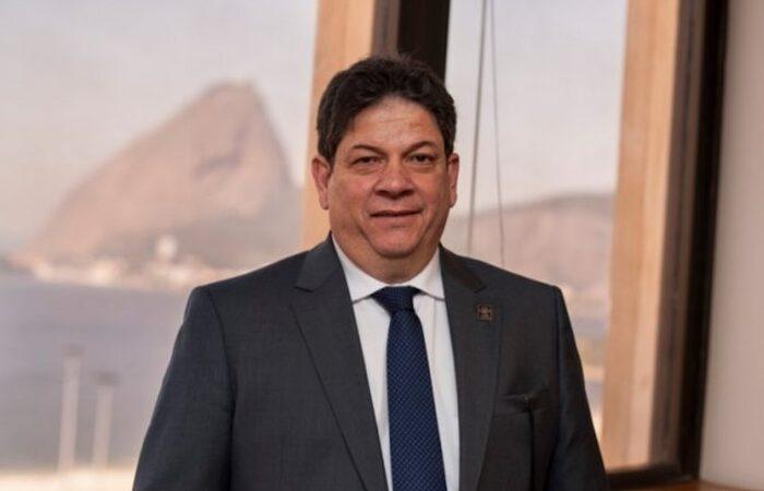 Alexandre Cabral foi demitido nesta quarta-feira (3) (Foto: Divulgação/Casa da Moeda)