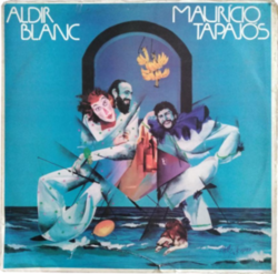Capa do álbum, lançado em 1984 (Foto: Acervo)