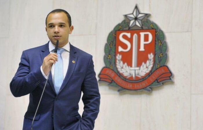 A entrada do pedido de cassação do mandato do deputado Douglas Garcia foi dada nesta quinta-feira (Foto: Divulgação/Alesp )