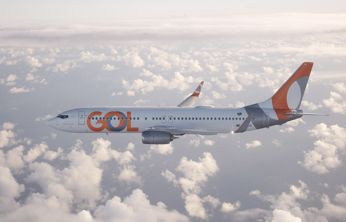 A Gol está operando 250 voos por mês no estado. (Foto: Gol/Divulgação)