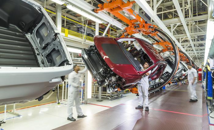 Fabricação de veículos automotores, reboques e carrocerias teve participação de 13,9%. (Foto: Leo Lara/Divulgação)