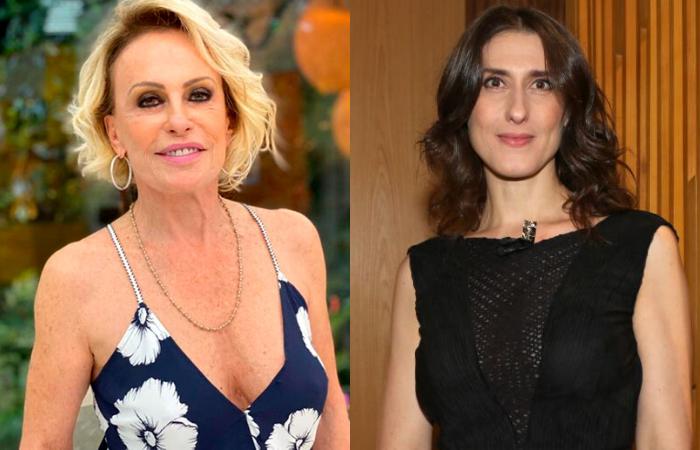 A apresentadora Ana Maria e a chef Paola Carosella usaram as redes sociais para ensinarem as receitas (Foto: Divulgação)
