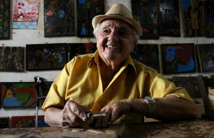 Apaixonado pelo período junino, Borges lamenta que não terá a tradicional festa neste ano (Foto: Gabriel Melo/Arquivo DP)