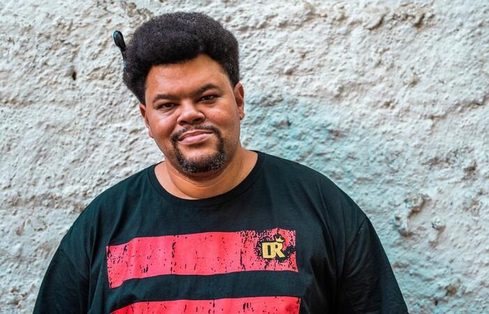 Babu estava internado desde o dia 19  (Foto: Divulgação/Christoffer Pixinine)