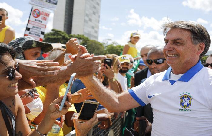 (Foto: Sérgio Lima/AFP )